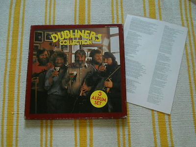 Dubliners Collection 3 LP Box Insert