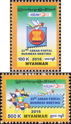 23rd ASEAN Postal Business Meeting (MNH)