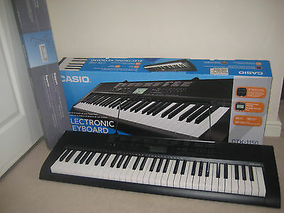 Casio Keyboard CTK-1150 With Stand (STAND NEW)