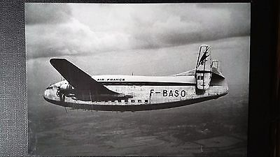 Cpsm Annes 50 Breguet Deux Ponts D'air France
