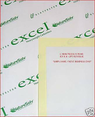 Mead Carbonless Paper 1 Case ~2 Part Excel Ncr Forms