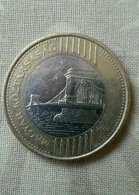 Hungary 200 Forint Coin