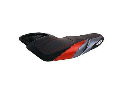 Yamaha, FX-SHO, Jettrim, Seat Cover, Red/Silver/Black