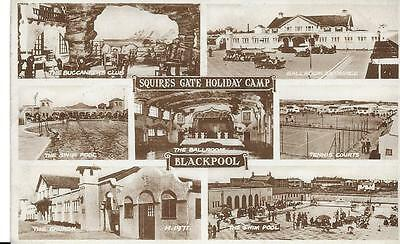 Squires Gate Holiday Camp Blackpool