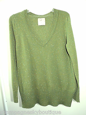 Womens Size Large ** OLD NAVY MATERNITY **  Long Sleeved Speckled Sweater NWOT