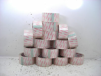 I Go 1.8 Mil 16 Rolls Clear Box Carton Sealing Packing Tape
