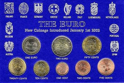 Finland - Proposed Euro Coin Set