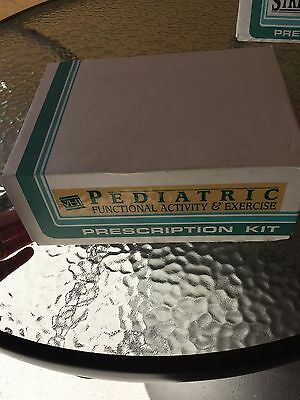 Physical Therapy Pediatric Functional Card Kit