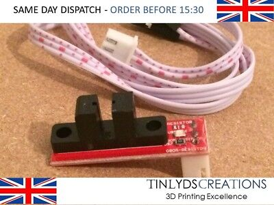 6 x Optical End Stop Switch , Reprap Ramps Prusa , Anet A8 3d printer part