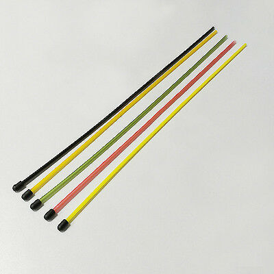 5pcs 32cm colorful Universal Antenna Tube for RC Models