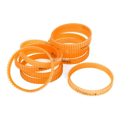 10PC Planer Drive Belt 225007-7 for Makita 1900B BKP180 KP0800 N1923BD KP0810