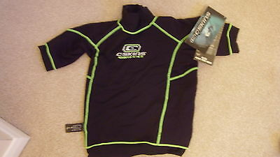 C-Skins Poly Pro surf rash Vest Child's Large