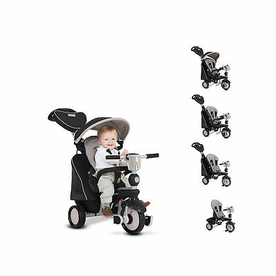 New ELC Boy Smart Trike Recliner Infinity Black Toy From 10 months