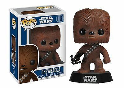 Chewbacca Star Wars Pop Vinyl Figure Funko Vaulted New