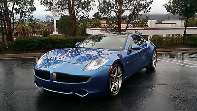2012 Fisker Karma EcoSport Sedan 4-Door 2012 Fisker Karma EcoSport Sedan 4-Door