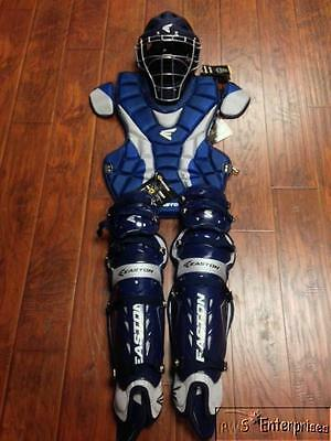 Easton Force adult baseball catchers equipment gear NEW Ages 16+ Navy