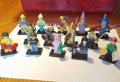 LEGO (71007) Collectible Minifigures Series #12 set (14 of 16)