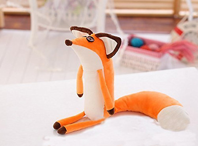 The little Prince Le Petit Prince Fox Plush Doll Puppet Toy by HAMOON