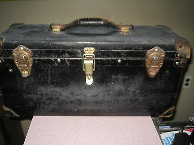 Antique Bell System B Lineman Switchman Repair Display Telephone Tool Box parts