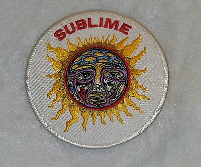 Sublime 3inch patch 40oz to Freedom