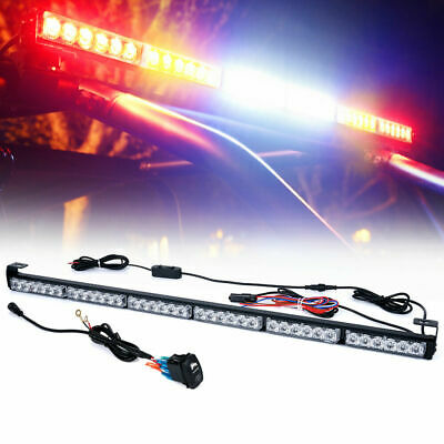 "LED strobe Light bar for ATV UTV RZR SXS Polaris 36"" Off-Road Rear Chase"