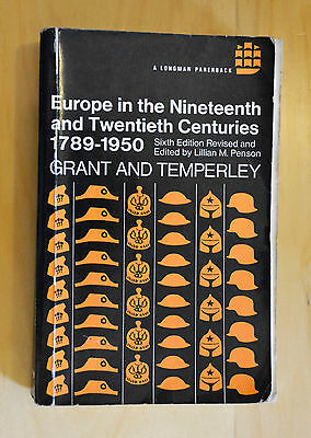 Europe in the Nineteenth and Twentieth Centuries, 1789-1950 book