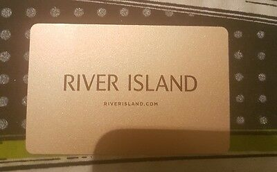 river island gift card value £100