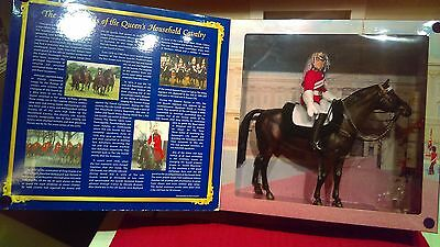 Breyer Traditional-Lifeguard of the Queens Household Cavalry-5000 Pcs-NIB!-MINT!