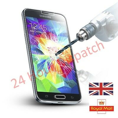 100%Genuine Tempered Screen Protector For Samsung Galaxy S5mini{fw370