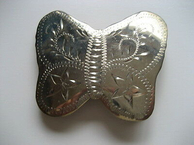 Butterfly     Belt  Buckle  (379)