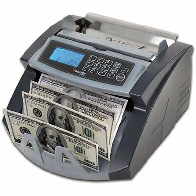 Cassida Categories 5520 UV/MG Money Counter with Counterfeit Bill Detection