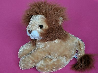 Aurora Lion Toy Soft Toy Cuddly Toy Teddy Aurora Plush Lion