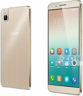 Huawei   Honor 7i 4G LTE Gold 32GB 13MP Unlocked Mobile Phone