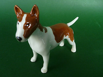 Beswick Bull Terrier Dog Ornament - Excellent Condition - 8.5 cm tall