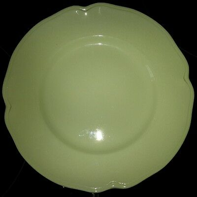 Sovereign Pottery Johnson Made in Australia Vintage Pastel Green Side Plate