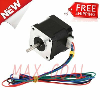 LOT Nema 17 Stepper Motor Bipolar 84oz.in(59Ncm) CNC/3D Printer Reprap Robot USA