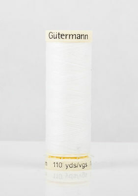 Gutermann Sew All Sewing Thread 100% Polyester Col. 111 - 100m