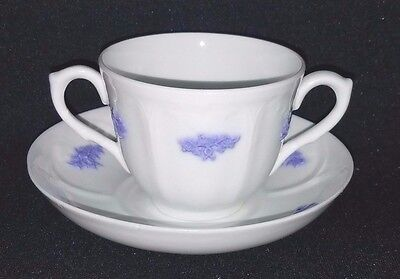 """Adderley CHELSEA - Cream Soup Cup & Saucer 2 1/2"""""""
