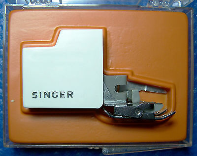 Singer Smooth & Even Feed Sewing Machine Foot