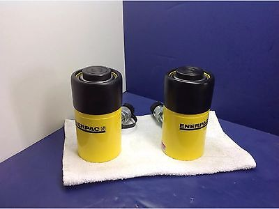 ENERPAC RC-252 Hydraulic Cylinder, 25 tons, 2in. Stroke L