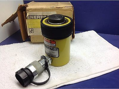 ENERPAC RC-151 Hydraulic Cylinder, 15 tons, 1in. Stroke