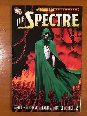 Infinite Crisis Aftermath : The Spectre TPB
