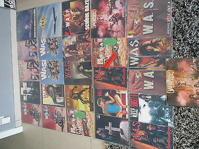 Wasp    W.a.s.p.    26 Lps !!!