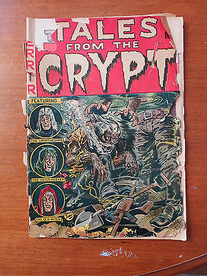 Tales from the crypt #30 1952 Golden Age