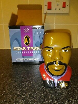 star trek collectible mug