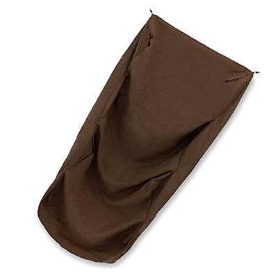 Suede Cover for 3-Step Foam Stairs Steps Cat Dog Best Pet Supplies Dark Brown