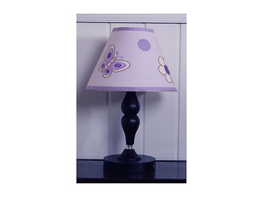 Nursery Butterfly Lamp Shade Geenny Flower Baby Girls Room Decor Shades New