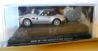 James Bond 007 -  BMW ZB THE WORLD IS  NOT ENOUGH -   1:43
