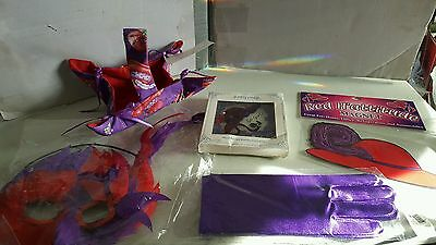 Red Hat Society Item  5 pc lot
