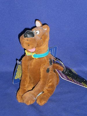 Vintage Scooby Doo Plush Treasure Keeper by Applause 6 inch 1999 Mint